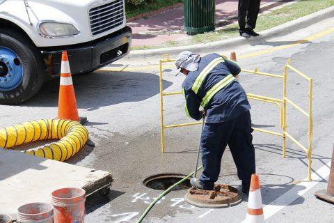Sécuriser des travaux publics
