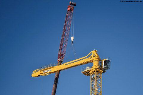 Quelles structures construisent les entreprises de travaux publics ?