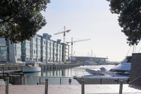Les travaux publics portuaires